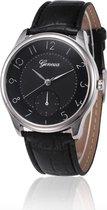 Geneva Horloge H003 - Zwart