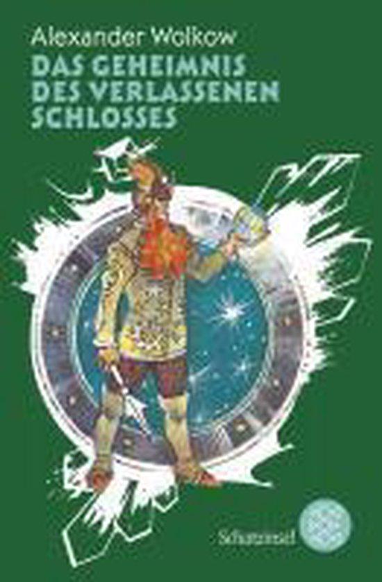 Boek cover Das Geheimnis des verlassenen Schlosses van Solomon Wolkow (Paperback)