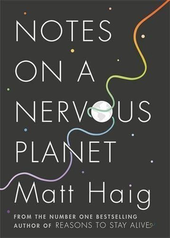 Boek cover Notes on a Nervous Planet van Matt Haig (Paperback)