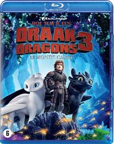 Hoe Tem Je een Draak 3 (How to Train Your Dragon 3) (Blu-ray)