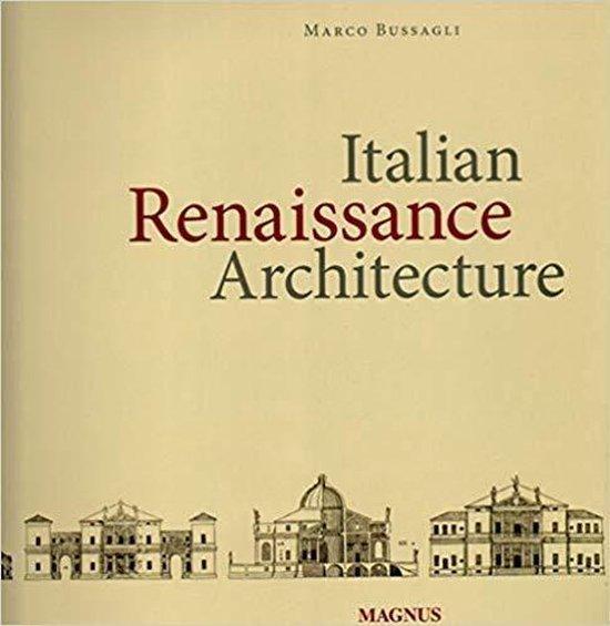 Italian Renaissance Architecture - Bussagli   Fthsonline.com