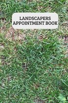 Landscapers Appointment Book