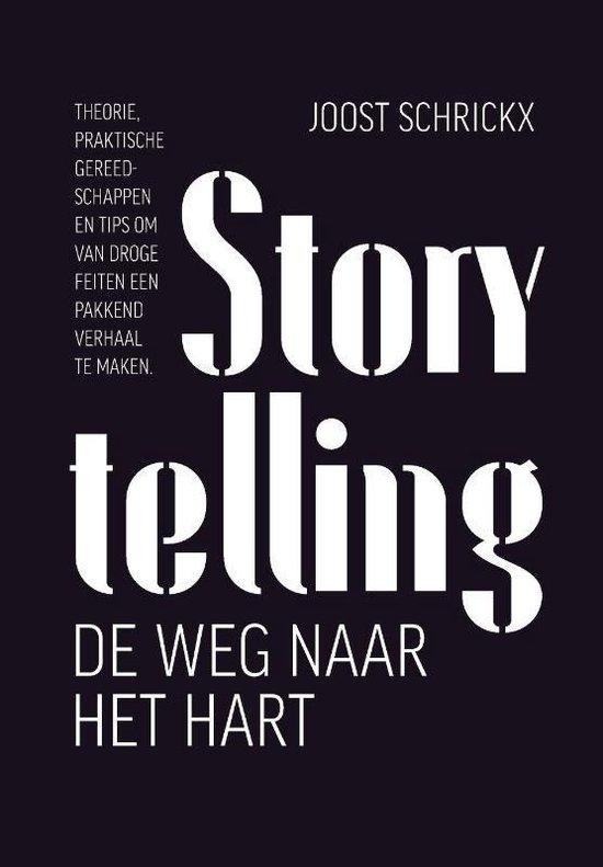 Storytelling - Joost Schrickx  