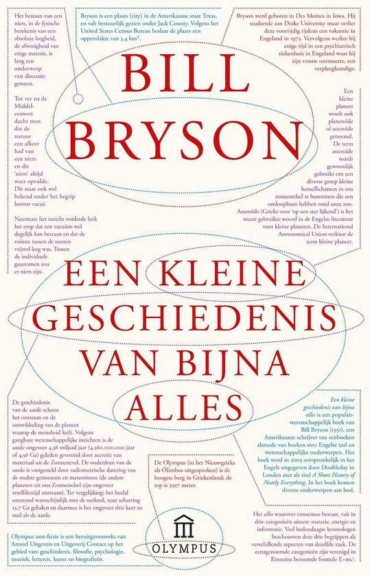 Een kleine geschiedenis van bijna alles - Bill Bryson |