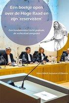 Een boekje open over de Hoge Raad en zijn reservisten