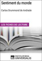 Sentiment du monde de Carlos Drummond d'Andrade