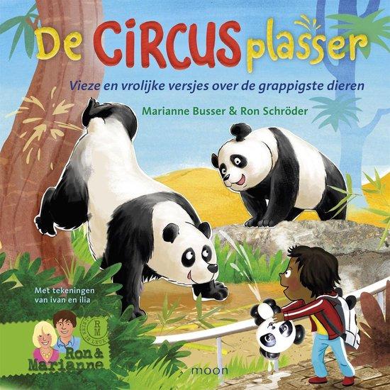 Boek cover De circusplasser van Marianne Busser (Binding Unknown)