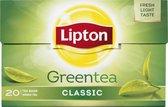 Lipton Groene Thee - 12 x 20 zakjes - Voordeelverpakking