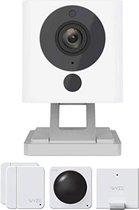 Wyze Cam Sense Starter Kit | SMART Camera en Sensor | Alexa en Google