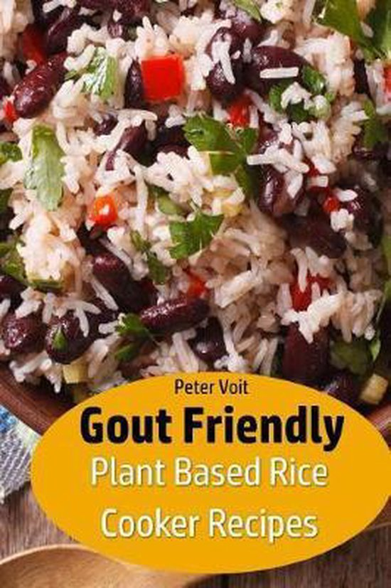Gout Friendly Plant Based Rice Cooker Recipes