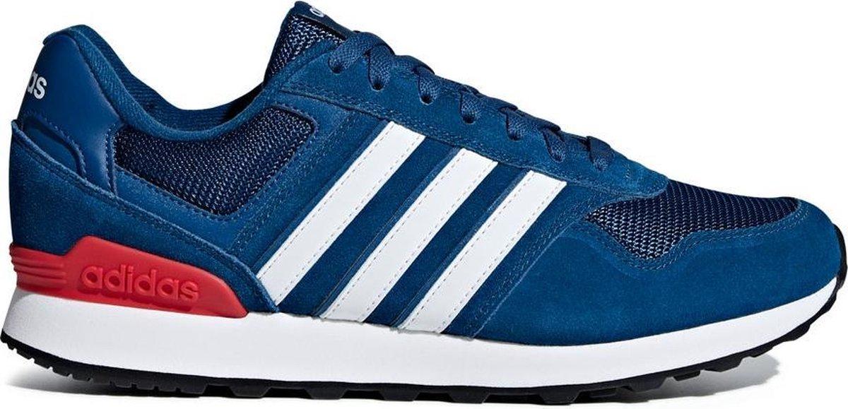 bol.com | adidas 10K - Schoenen - blauw - 47 1/3