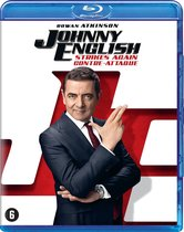 Johnny English Strikes Again (Blu-ray)