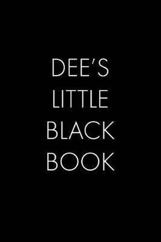 Dee's Little Black Book