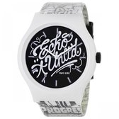 Marc ecko art of progress E06515M1 Unisex Quartz horloge