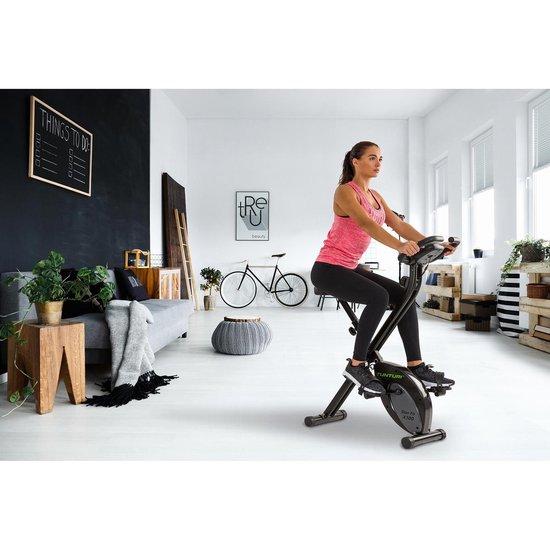 Tunturi Star Fit X100 X-bike - Opvouwbare hometrainer