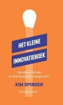 Boek cover Het kleine innovatieboek van Kim Spinder