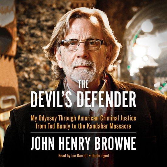 Boek cover The Devils Defender van John Henry Browne (Onbekend)