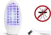 ElektrischeUVAntiInsectenlamp-Tegenvliegenenmuggen-UVlicht-30m2bereik-Wit