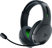 PDP Gaming LVL50 Draadloze Gaming Headset - Xbox One - Grijs