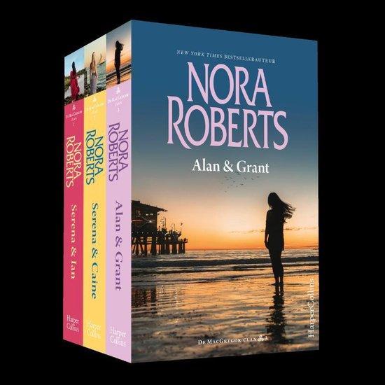MacGregor Clan-pakket - Nora Roberts pdf epub