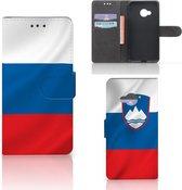 Bookcase hoesje HTC U Play Slovenië