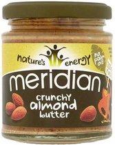 Almond Butter 170gr Crunchy