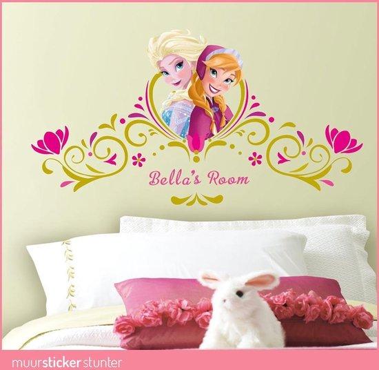 Disney Frozen Spring Time Headboard met ABC