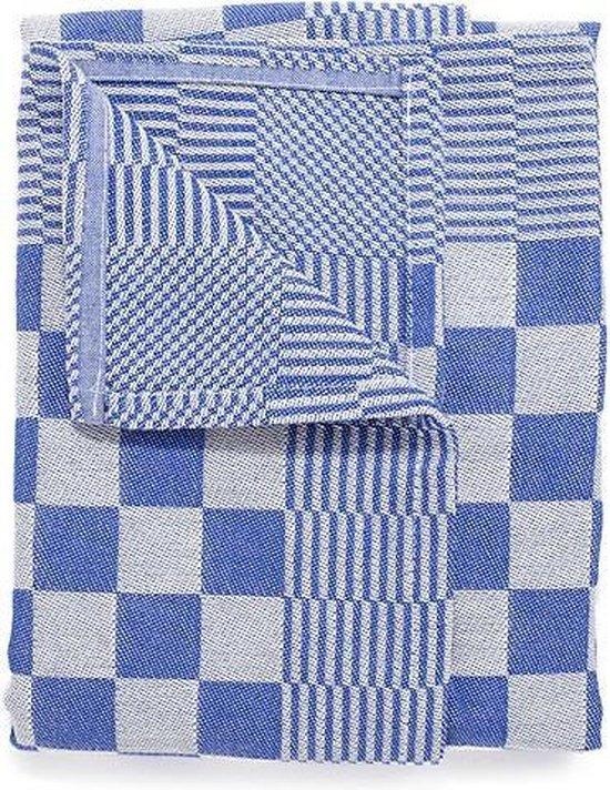 Horeca Theedoek Pompdoek Blauw (6 stuks)