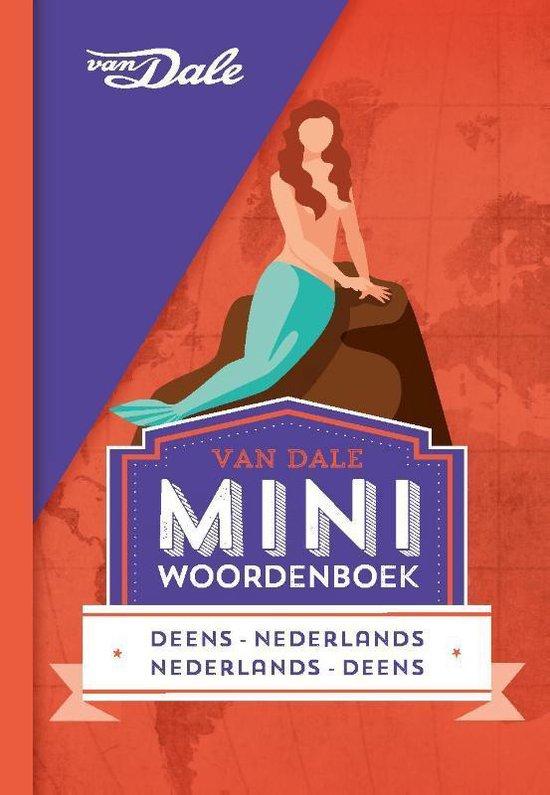 Van Dale Miniwoordenboek Deens - none  