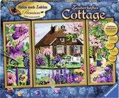 Ravensburger Schilderen op nummer Betoverende Cottage
