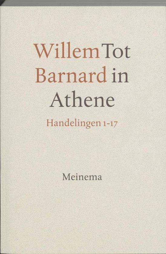 Boek cover Tot In Athene van Willem Barnard (Onbekend)