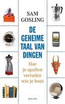 De geheime taal van dingen - S. Gosling
