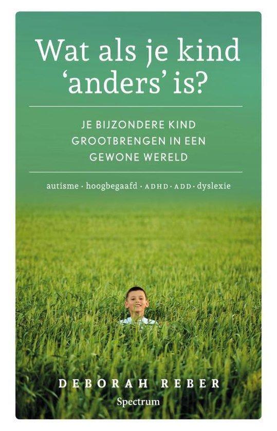 Wat als je kind 'anders' is? - Deborah Reber | Fthsonline.com