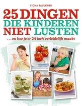 25 Dingen Die Kinderen Niet Lusten