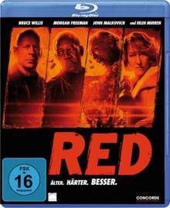 R.E.D. (Blu-ray)