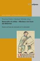 Boek cover Berliner Mittelalter- und FrA hneuzeitforschung. van