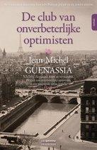 Boekomslag van 'De club van onverbeterlijke optimisten'