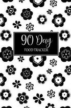 90 Day Food Tracker