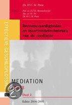 Beroepsvaardigheden en interventietechnieken van de mediator