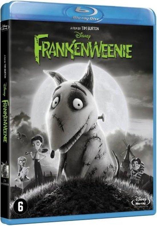 Cover van de film 'Frankenweenie'