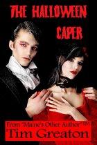 Omslag Halloween Caper