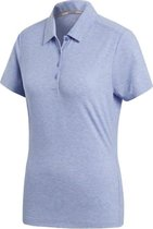 Adidas Golfpolo Essentials Dames Paars Maat Xs
