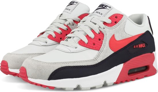 | Nike Air Max 90 Leather (GS) 833376 005 schoenen