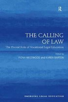 Omslag The Calling of Law