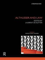 Omslag Althusser and Law
