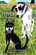 Pepper and the Open Gate