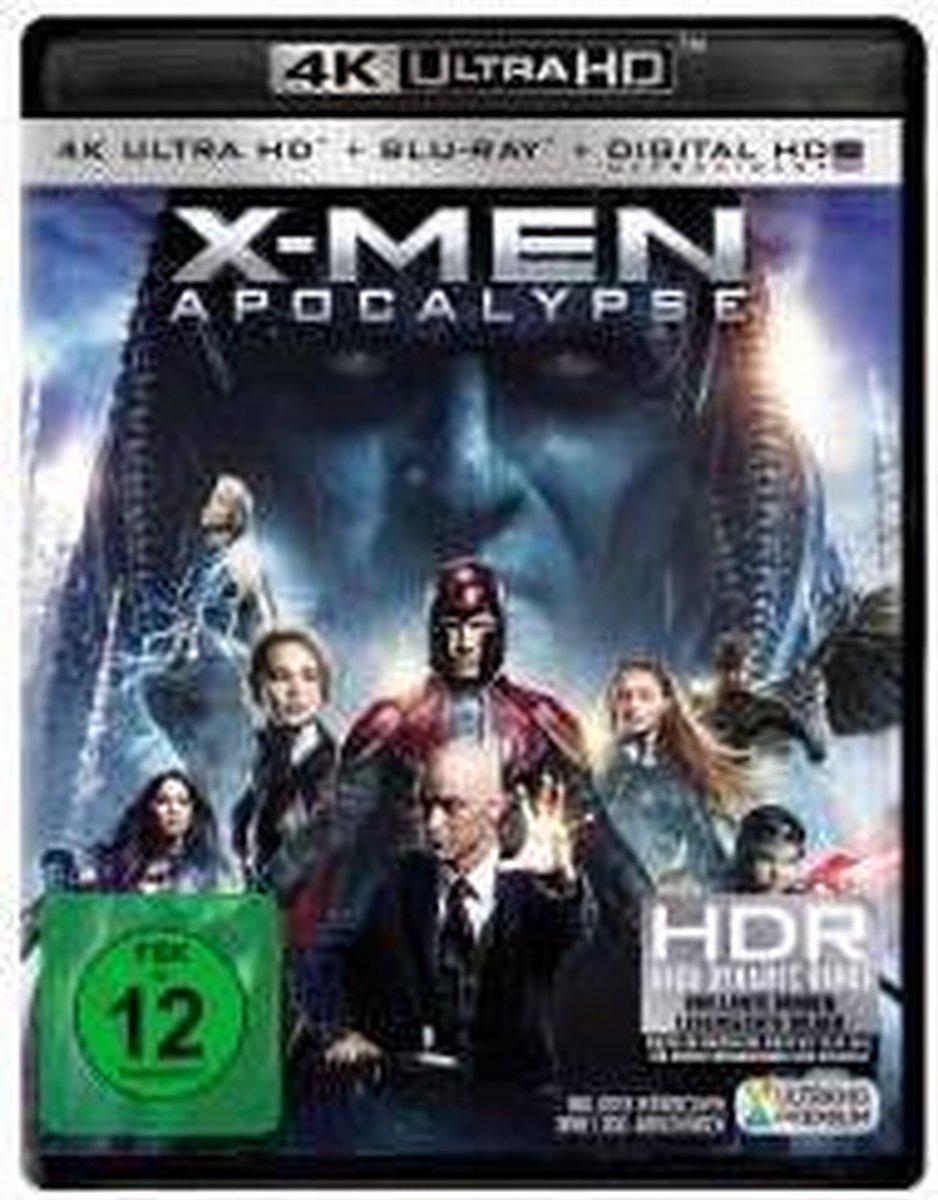 X-Men: Apocalypse (Ultra HD Blu-ray & Blu-ray)-