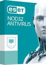 ESET NOD32 Antivirus - 3 Gebruikers - 1 Jaar - Meertalig - Windows Download