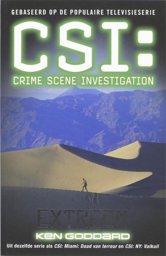 CSI : Extreem - Ken Goddard |