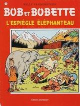 L'espiègle éléphanteau